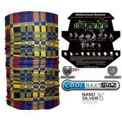Highlander multifunctional coolmax extreme headwear bandana buff hoorag